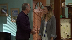 Walter Mitchell, Sonya Rebecchi in Neighbours Episode 7385