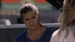 Tyler Brennan in Neighbours Episode 7385