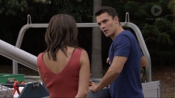 Paige Smith, Jack Callahan in Neighbours Episode 7385