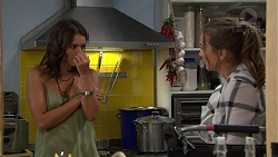 Paige Novak, Amy Williams in Neighbours Episode 7386