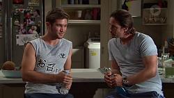 Ned Willis, Brad Willis in Neighbours Episode 7386