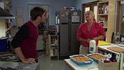 Ned Willis, Lauren Turner in Neighbours Episode 7386
