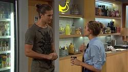 Tyler Brennan, Piper Willis in Neighbours Episode 7386