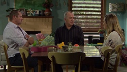 Toadie Rebecchi, Walter Mitchell, Sonya Mitchell in Neighbours Episode 7386