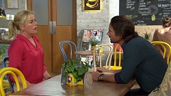 Lauren Turner, Brad Willis in Neighbours Episode 7386