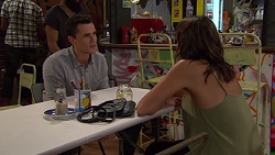 Jack Callahan, Paige Smith in Neighbours Episode 7386