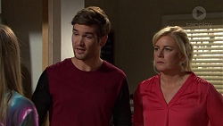 Ned Willis, Lauren Turner in Neighbours Episode 7387