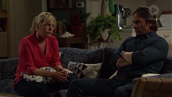 Lauren Turner, Brad Willis in Neighbours Episode 7387