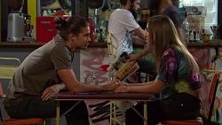 Tyler Brennan, Piper Willis in Neighbours Episode 7388