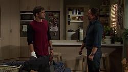 Ned Willis, Brad Willis in Neighbours Episode 7388