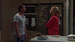 Brad Willis, Lauren Turner in Neighbours Episode 7388