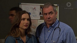 Amy Williams, Karl Kennedy in Neighbours Episode 7389