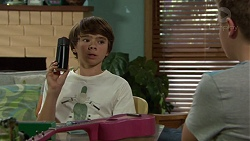 Jimmy Williams, Charlie Hoyland in Neighbours Episode 7389