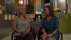 Steph Scully, Amy Williams in Neighbours Episode 7389