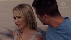 Steph Scully, Mark Brennan in Neighbours Episode 7390