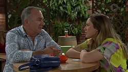 Walter Mitchell, Sonya Rebecchi in Neighbours Episode 7390