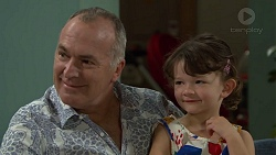 Walter Mitchell, Nell Rebecchi in Neighbours Episode 7390