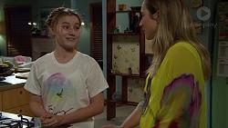 Zoe Mitchell, Sonya Mitchell in Neighbours Episode 7391