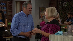 Karl Kennedy, Sheila Canning in Neighbours Episode 7391