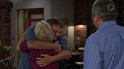 Gary Canning, Sheila Canning, Karl Kennedy in Neighbours Episode 7391