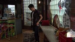 Ben Kirk in Neighbours Episode 7392