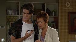 Ben Kirk, Susan Kennedy in Neighbours Episode 7392
