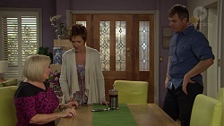 Sheila Canning, Susan Kennedy, Gary Canning in Neighbours Episode 7392