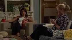 Paige Smith, Lauren Turner in Neighbours Episode 7392