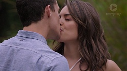 Jack Callaghan, Paige Novak in Neighbours Episode 7393