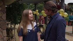 Piper Willis, Brad Willis in Neighbours Episode 7393