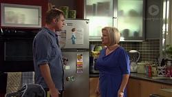Gary Canning, Sheila Canning in Neighbours Episode 7393