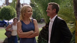 Steph Scully, Paul Robinson in Neighbours Episode 7395