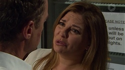 Paul Robinson, Terese Willis in Neighbours Episode 7395