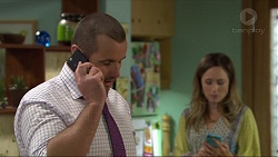 Toadie Rebecchi, Sonya Mitchell in Neighbours Episode 7396