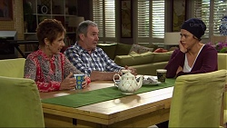 Susan Kennedy, Karl Kennedy, Sarah Beaumont in Neighbours Episode 7396