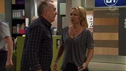 Walter Mitchell, Steph Scully in Neighbours Episode 7396