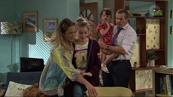 Sonya Mitchell, Zoe Mitchell, Nell Rebecchi, Toadie Rebecchi in Neighbours Episode 7396