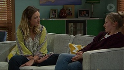 Sonya Mitchell, Zoe Mitchell in Neighbours Episode 7396