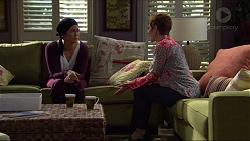 Sarah Beaumont, Susan Kennedy in Neighbours Episode 7397