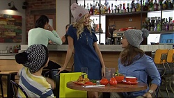 Jimmy Williams, Madison Robinson, Amy Williams in Neighbours Episode 7397