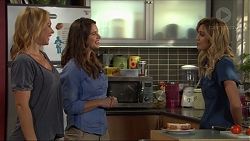 Steph Scully, Amy Williams, Madison Robinson in Neighbours Episode 7397