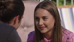 Tyler Brennan, Piper Willis in Neighbours Episode 7397