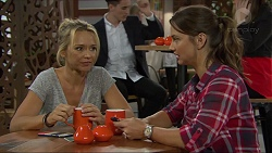 Steph Scully, Amy Williams in Neighbours Episode 7398