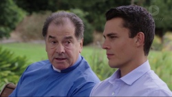 Father Vincent Guidotti, Jack Callaghan in Neighbours Episode 7398