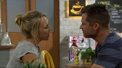 Steph Scully, Mark Brennan in Neighbours Episode 7398
