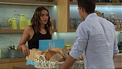 Paige Novak, Jack Callaghan in Neighbours Episode 7398