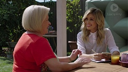 Sheila Canning, Madison Robinson in Neighbours Episode 7400
