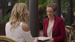Madison Robinson, Penny Telford in Neighbours Episode 7401