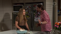 Piper Willis, Brad Willis in Neighbours Episode 7401
