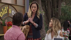 Brad Willis, Sonya Mitchell, Madison Robinson in Neighbours Episode 7401